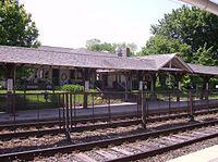 Ambler Train Station
