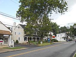 Lady Washington Inn, Huntingdon Pike